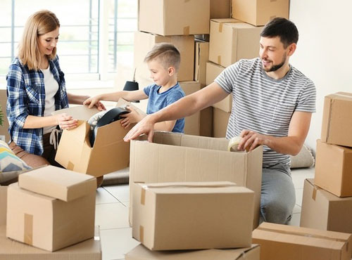 House Shifting Standard Package