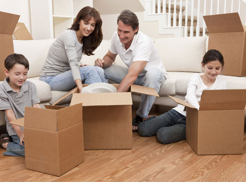 House Shifting Economy Package