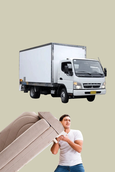home shifting truck and labor