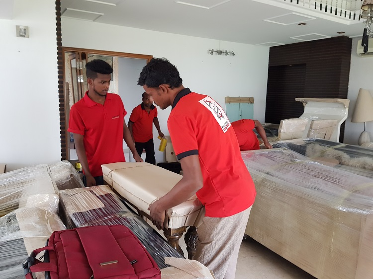 House Shifting Services in Dhaka
